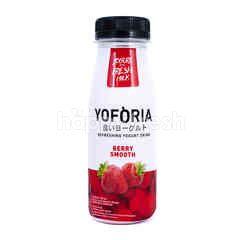 Yoforia Berry Smooth Yogurt Drinks