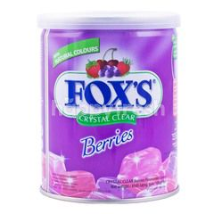Fox's Berries Crystal Clear Candy