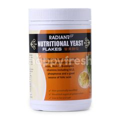 Radiant Whole Food Nutritional Yeast Flakes