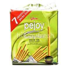 Glico Pejoy Green Tea Matcha Flavour