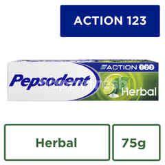 Pepsodent Herbal Lime, Sirih Leaf & Salt Toothpaste