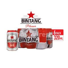 Bintang Pilsener Canned Beer Multi-pack