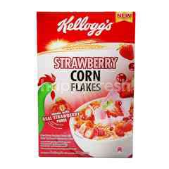 Kellogg's Strawberry Corn Flakes