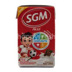 SGM Aktif Chocolate Milk