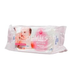 Johnson's Skincare Wipes Ultra Sensitive Fragrance Free