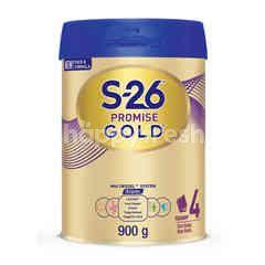 S-26 Promise Gold Step 4 Powdered Vanilla Milk