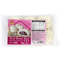 Kg Pastry Red Bean Bun