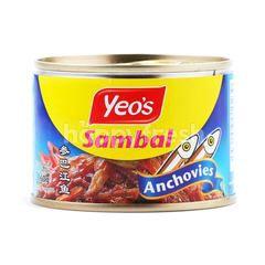 Yeo's Sambal Anchovies