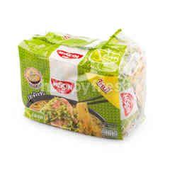 Nissin Instant Noodle Leng Sabb Flavour 60 g X 5 Pcs.