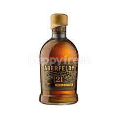 Aberfeldy Highland Single Malt Scotch Whisky 21 Tahun