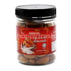 Gronuts Roasted Salted Almonds