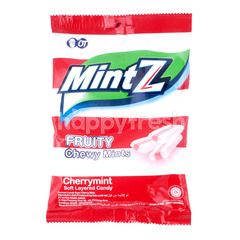 Mintz Cherrymint Chewy Candies