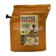 The Coffee Brewer Organic Gourmet Coffee