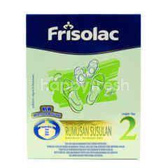 Frisolac Follow Up Formula Step 2 Milk Powder