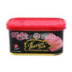 Kelly's Classic Iberico Pork Luncheon Ham
