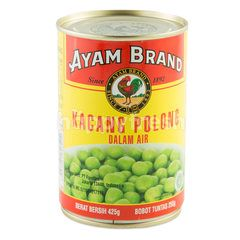 Ayam Brand Canned Peas in Water