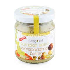 Living Well Pumpkin Seed & Macadamia Butter