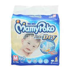 MamyPoko Extra Dry Diapers - M 60