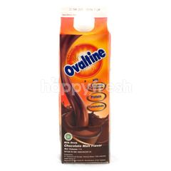 Ovaltine Minuman Susu Rasa Cokelat Malt