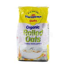 Harraways Organic Hearty Porridge Rolled Oats