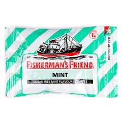Fisherman's Friend Sugar Free Lozenges Mint Flavour
