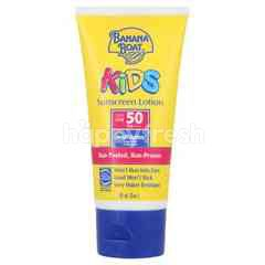 Banana Boat Kids Sun Screen Solution