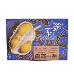 Freeze Dried Durian