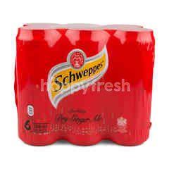 Schweppes Sparkling Dry Ginger Ale