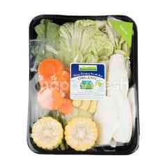 Natural & Premium Food Organic Shabu Set
