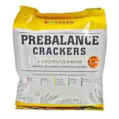BIOGREEN Prebalance Cracker (16 Packets)