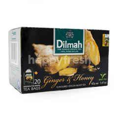 Dilmah Ginger & Honey Tea