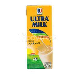 Ultra Milk Susu UHT Karamel