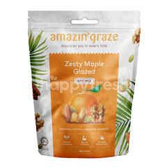 Amazin' Graze Zesty Maple Glazed Nut Mix