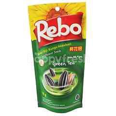 Rebo Kuaci Bunga Matahari Green Tea