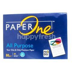 Paper One Premium Paper A4