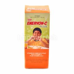 Enervon-C Plus Vitamin B Complex Syrup with Vitamin C Plus Vitamin A & D