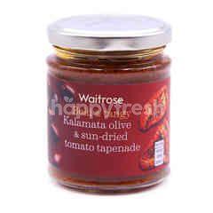 Waitrose Bold & Tangy Kalamata Olive & Sun Dried Tomato Tapenade
