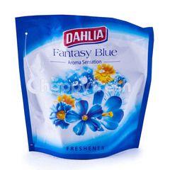 Dahlia Penyegar Sensasi dengan Aroma Fantasi Biru