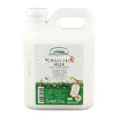 Dairy Home Grass Fed Pasteurized Milk 100% Organic Plain Flavour