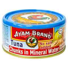 Ayam Brand Tuna Chunks In Mineral Water