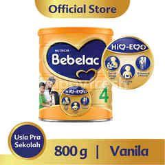 Nutricia Bebelac 4 Powdered Vanilla Milk