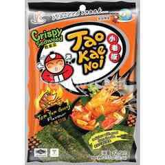 TAE KAE NOI Crispy Seaweed Tom Yum Goong Flavour