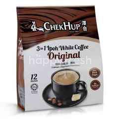 Chek Hup 3 In 1 Ipoh White Coffee Original (40gm x 12 Sachets)