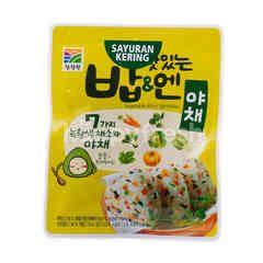 Chung Jung Won Vegetable Rice Sprinkles (3 Sachets)