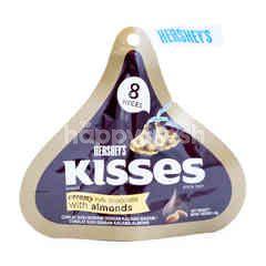 Hershey's Kisses Almonds Creamy Milk Chocolate