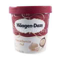 Haagen-Dazs Macadamia Nuts Ice Cream