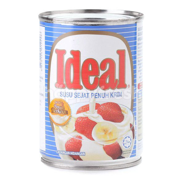 Ideal Full Cream Evaporated Milk