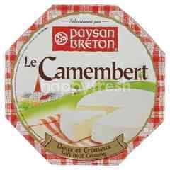 Paysan Breton Le Camembert Cheese
