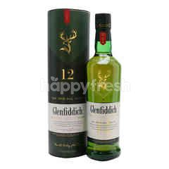 Glenfiddich 12 Years Old Scoth Whisky 700ML