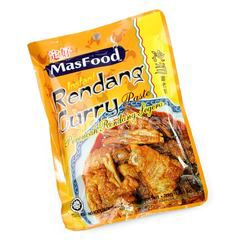 Masfood Instant Rendang Curry Paste